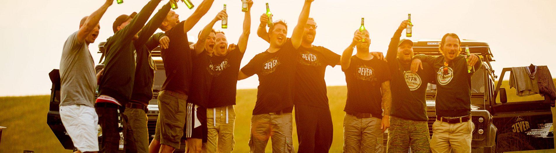 JEVER Abenteuer Tour 2015, Tuemlauer Koog, 04.07.2015, Tag 04,