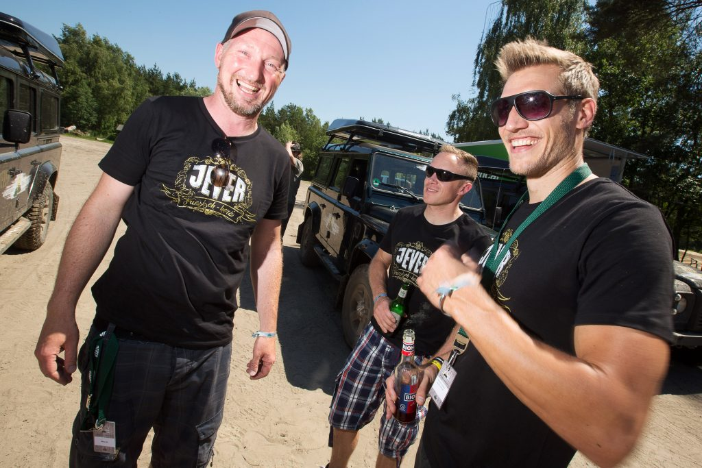 JEVER Abenteuer Tour 2015, Tag 02, Wulsbuettel - Alt Wittenbergen, 02.07.2015